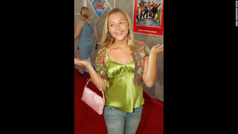 "Bartusiak arrives at the premiere of ""Sky High"" on July 24, 2005 in Hollywood."