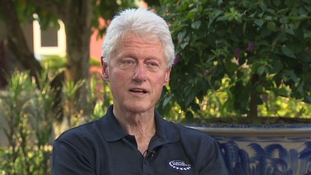 Clinton: 'I could've killed' Bin Laden