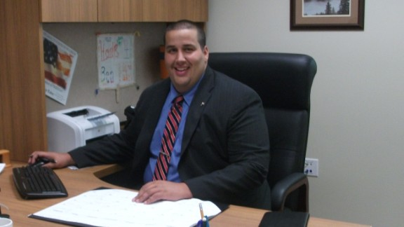 In 2010, Ben Boukari was the youngest person elected to the Alachua City Commission in Florida. It was one of the biggest achievements of his life, but he worried how his weight would affect how people saw him.