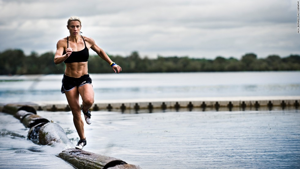 "Shana Verstegen is a world champion lumberjack athlete and an <a href=""http://www.acefitness.org/profiles/103/shana-verstegen"" target=""_blank"">ACE-certified personal trainer</a>. ""The common thread running through all lumberjack events is the need for speed, core strength and power,"" Verstegen says. Want to train like a lumberjack without the logs? Follow Verstegen's custom workout."