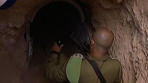 pkg savidge israel tunnel trouble_00003612.jpg