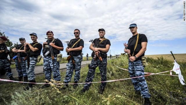 who are ukraine s pro russia rebels cnn
