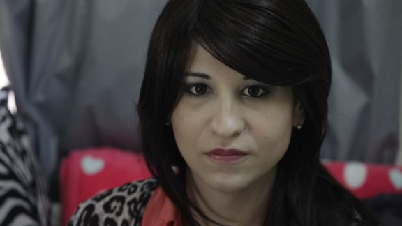 Colombian transgender woman Eliana Rubashkyn tells of how she was forced to become a refugee in Hong Kong.