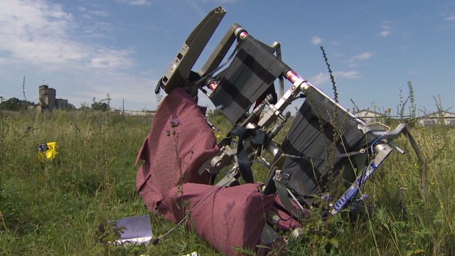 MH17: Tragedy, blame and heartache
