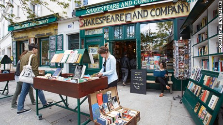 Bookmark this! World's best bookstores