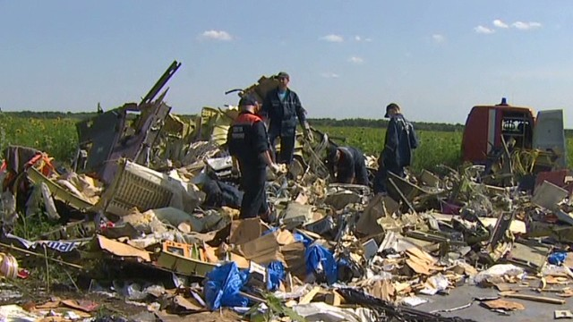 Report details final moments of MH17