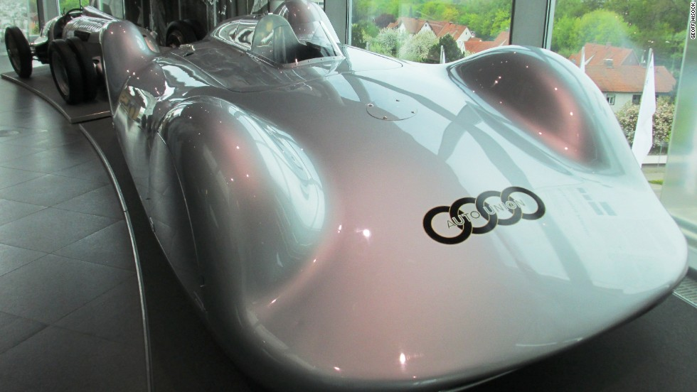 See 4 auto museums in Germany: Audi, BMW, Mercedes-Benz