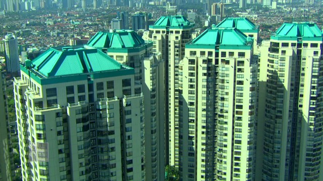 Cashing in on Jakarta's hot property market