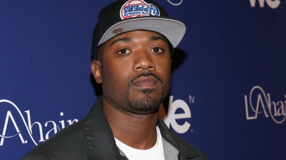 Ray J Norwood is shown at a premiere event for season three of WE tv