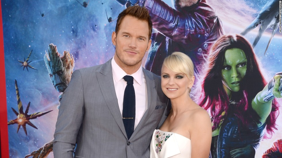 "Actors Chris Pratt and Anna Faris announced August 6 that they were separating after eight years of marriage. ""We tried hard for a long time, and we're really disappointed,"" they said in separate social media posts."