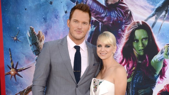 "Actors Chris Pratt and Anna Faris announced August 6 that they were separating after eight years of marriage. ""We tried hard for a long time, and we"