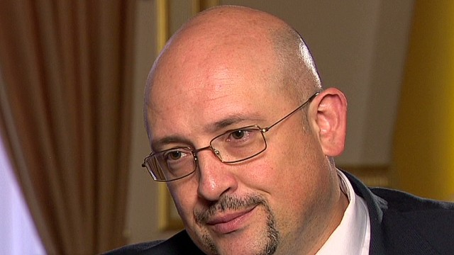 Ukraine spy chief: Russia pulled trigger