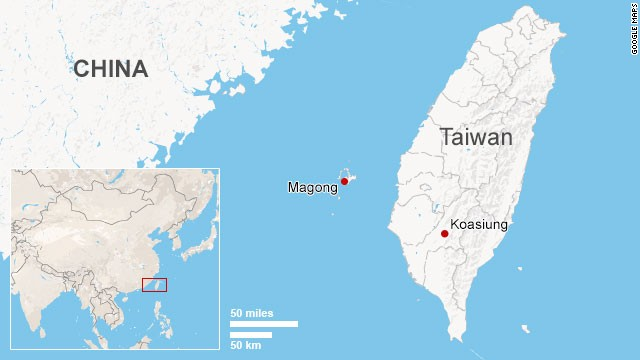 Taiwan plane crash kills 48 and injures 10 cnn map magong gumiabroncs Image collections