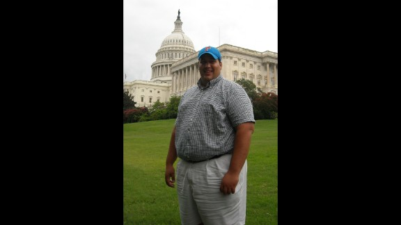 Ben Boukari has always been overweight. At his heaviest, he weighed 379 pounds and had a 52-inch waist. His focus wasn