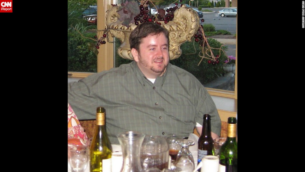 In 2009, Benji Kurtz was near his heaviest weight of 278. Only 5 feet 5 inches tall, he was considered severely obese.