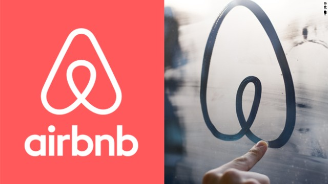 airbnb unveiled a new logo.