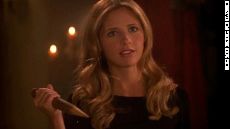 Buffy the Vampire' stars support reboot - CNN