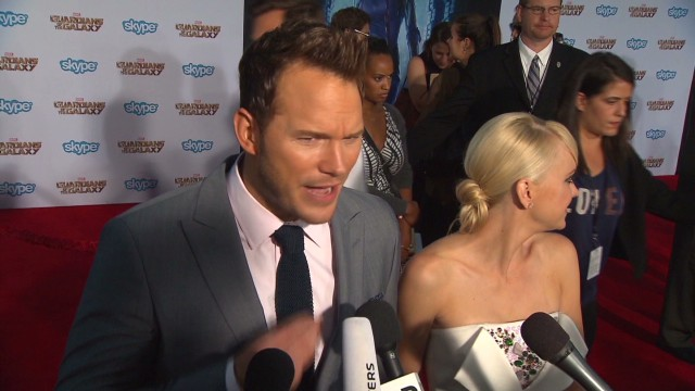 Red Carpet: Guardians of the Galaxy