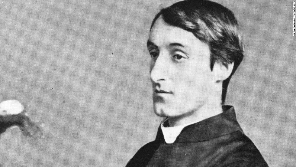 British Jesuit Gerard Manley Hopkins (1844-1889) was a leading -- and lyrically daring -- poet.