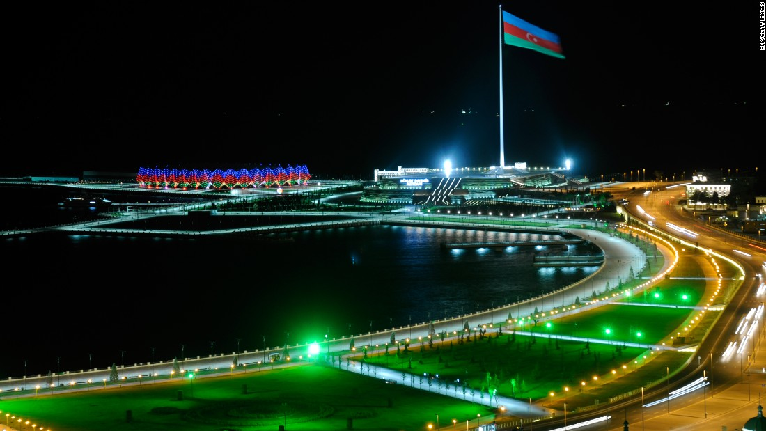 On June 12th, Azerbaijan brings up the curtain on the first-ever European Games when its capital, Baku, will welcome some 6,000 athletes to this inaugural sporting festival.