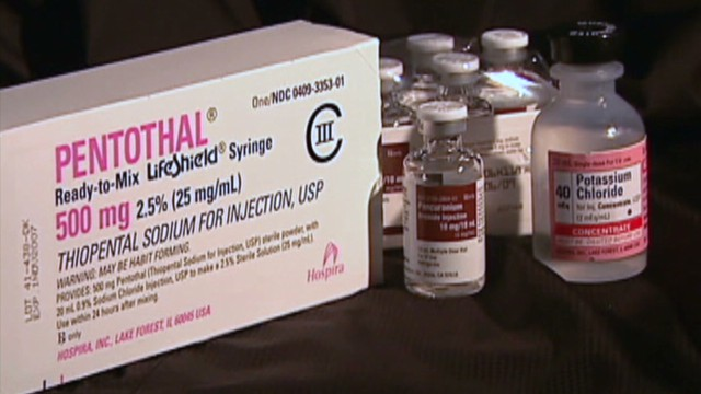 FDA: Texas lethal injection drugs must be destroyed exported