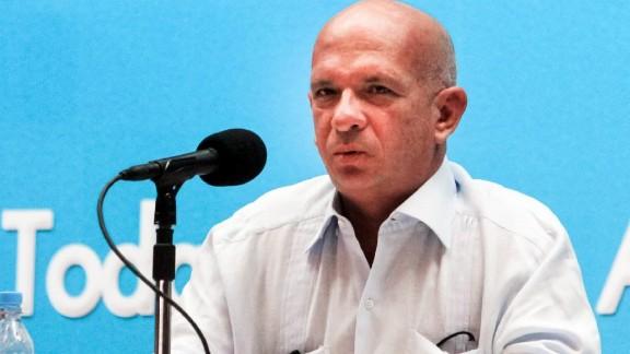 The United States has accused Hugo Carvajal of having ties to drug trafficking.