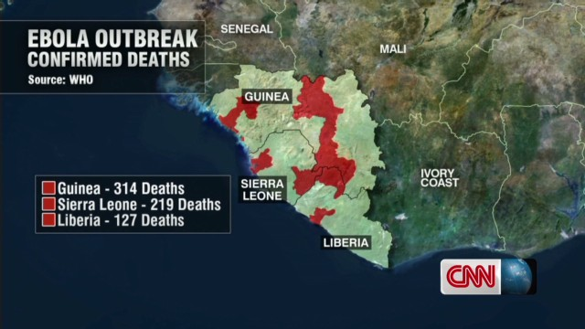 Worst Ebola outbreak in history
