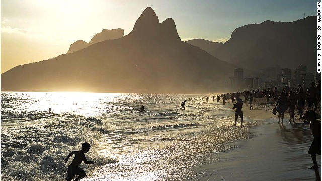 Best Beaches World