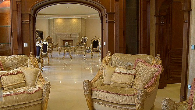 Tehran 39 S Empty Luxury Homes