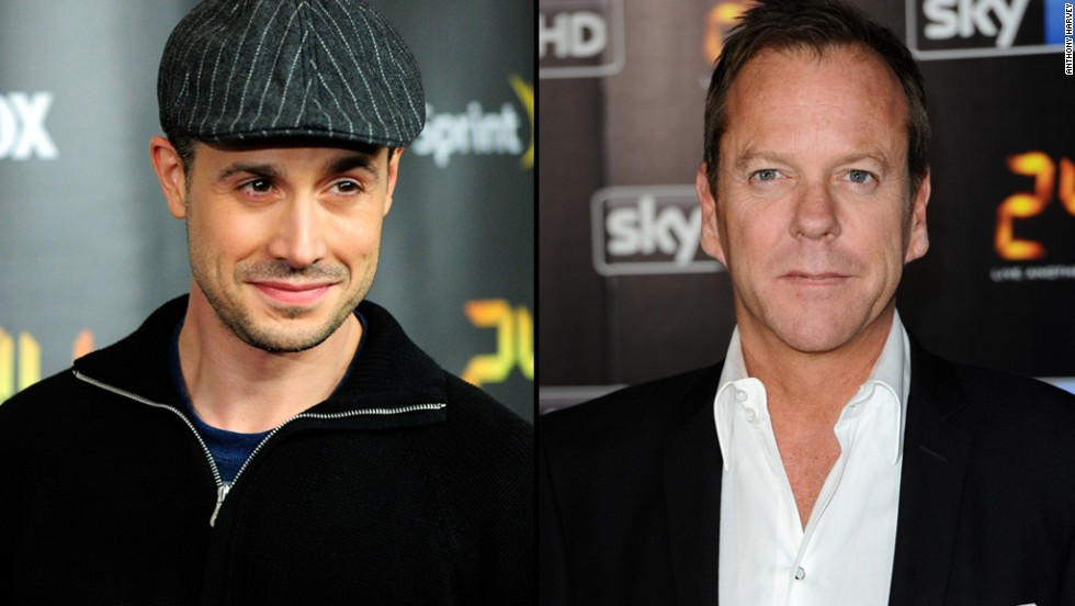 "Freddie Prinze Jr. worked with Kiefer Sutherland on the Fox series ""24"" in 2010 and said his experience with the actor was so horrible, he wanted to quit acting. Yet while Prinze called Sutherland ""the most unprofessional dude in the world,"" Sutherland responded via his rep that he enjoyed working with his former co-star."