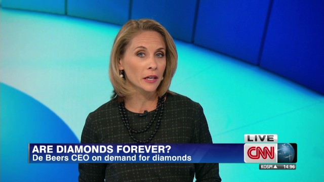 Are diamonds forever?