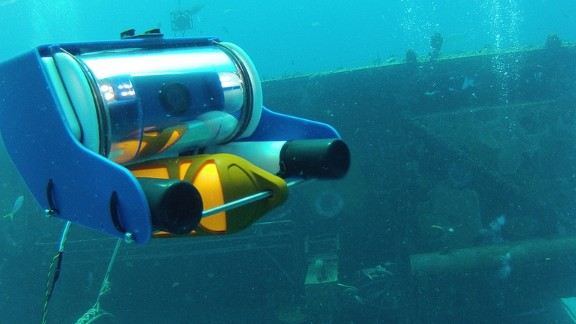 The Open ROV project gives enthusiasts the chance to operate their own undersea robot for $849, using an open source design.