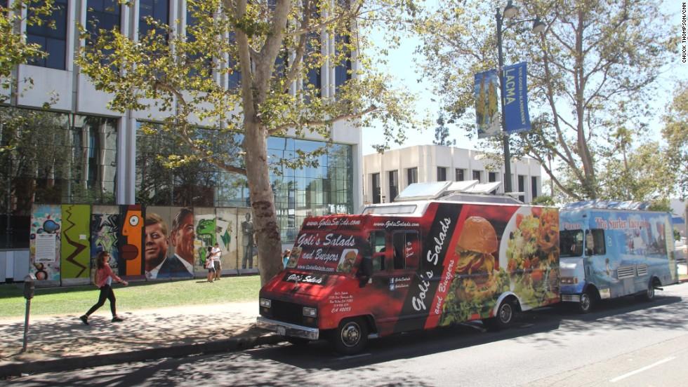 Los Angeles Food Trucks Jon Favreau Explains The Allure Cnn Travel