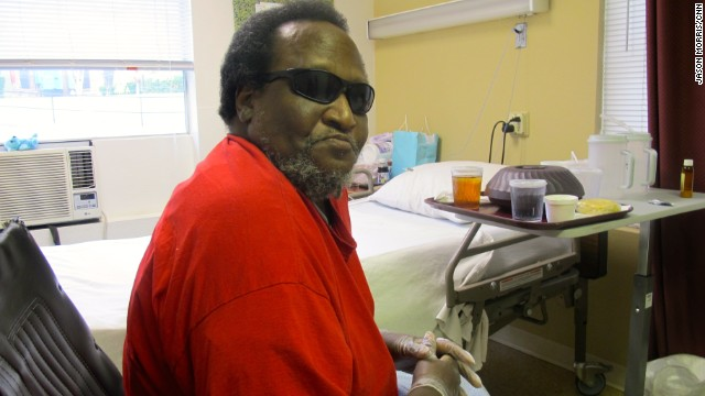 Phillips plans to move out of his nursing home now.