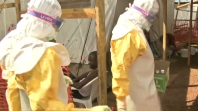 Could Ebola makes its way to the U.S.?