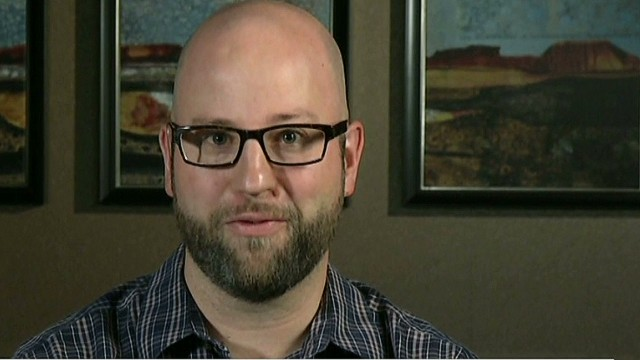Son of American battling Ebola speaks out