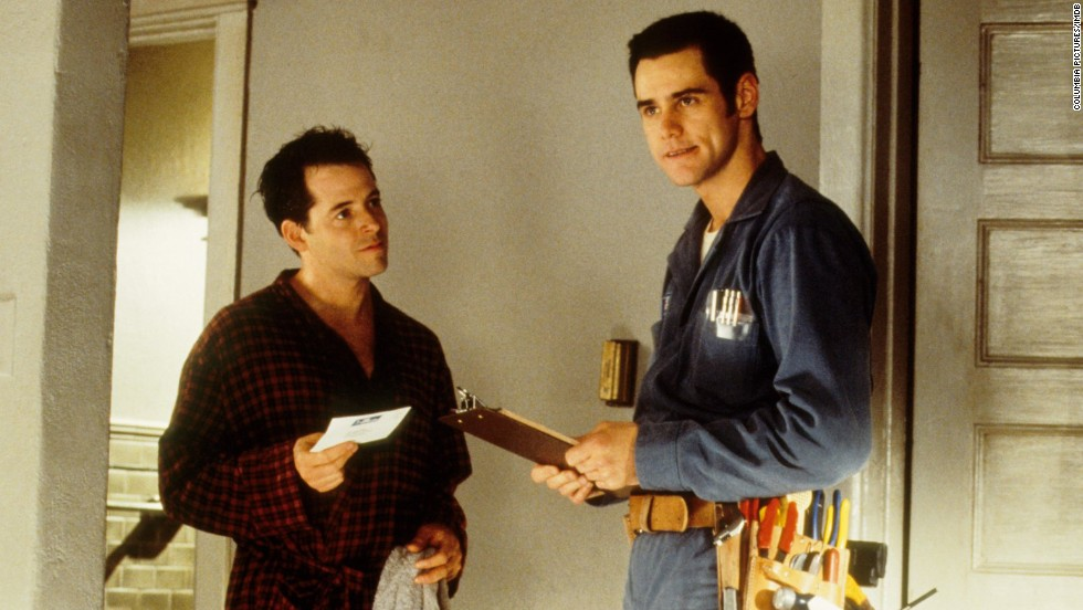 "<strong>""The Cable Guy</strong>"" (1996): An enthusiastic cable guy turns stalker in this comedy, which helped cement Jim Carrey's career as a funny guy. <strong>(Netflix) </strong>"