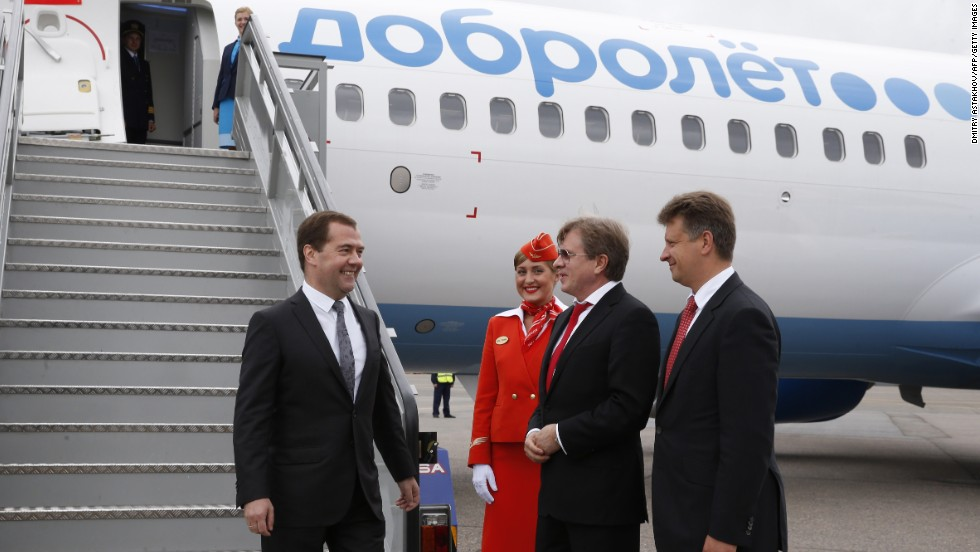 "Dobrolet is a low-cost subsidiary of Russian state airlines Aeroflot. The EU has included it on the lists because, it said, Dobrolet has ""exclusively operated flights between Moscow and Simferopol since the illegal annexation of Crimea."""