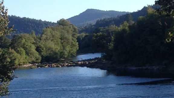 Spanning more than 100 miles, Oregon's Umpqua River offers plenty of opportunities for recreational activities. From adventure rafting in its northern rapids to paddling along its calmer waters in the south, Sheldon Owen said there's something for everyone.