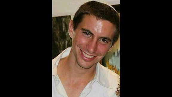 Israeli Army Lt. Hadar Goldin died in an attack by a suicide bomber, the military said Sunday