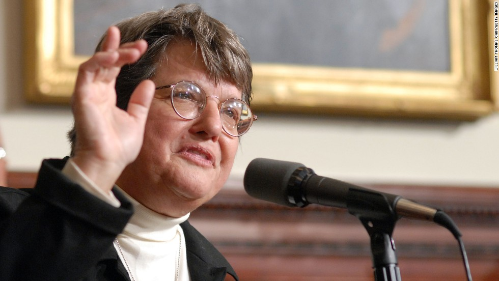 2014: Sister Helen Prejean on the death penalty