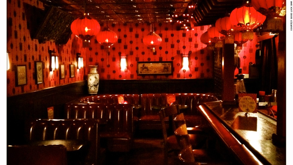 Best Los Angeles Theme Bars Cnn Travel