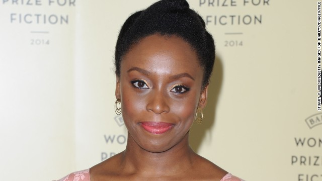 Here's Chimamanda Adichie's epic clapback when asked if Nigeria has bookshops