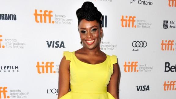 Novelist Chimamanda Ngozi Adichie