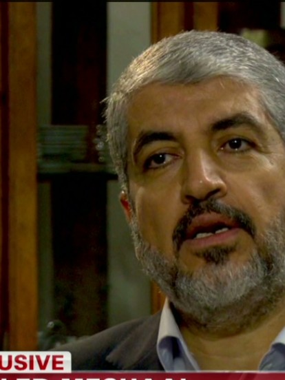 Khaled Meshaal Fast Facts