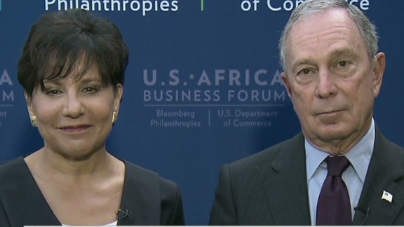 newday intv cuomo michael bloomberg penny pritzker africa_00001927.jpg