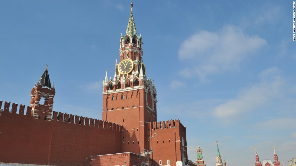 "<strong>Spasskaya Tower, Moscow</strong><br /><strong>Completed:</strong> 1491 (official year for the inauguration of the clock is unconfirmed)<br /><strong>Height: </strong>71 meters (232 feet)<br /><strong>Architect: </strong>Pietro Antonio Solari<br /><strong>Special feature</strong><br />The clock chimes a short tune every 15 minutes.<br /><strong>Stalinist touch</strong><br />The star was added to the tip of the roof by Joseph Stalin to replace the golden eagles, a symbol of Tsarist Russia. The tower is a part of the Kremlin wall that encloses cathedrals, palaces, a square, the official residence of the country's president and a helipad.<br /><em>Spasskaya Tower, </em><a href=""http://www.kreml.ru/en-us/museums-moscow-kremlin/"" target=""_blank""><em>Moscow Kremlin Museums</em></a><em>, Krasnaya ploshad, 3, Moscow, Russia</em>"