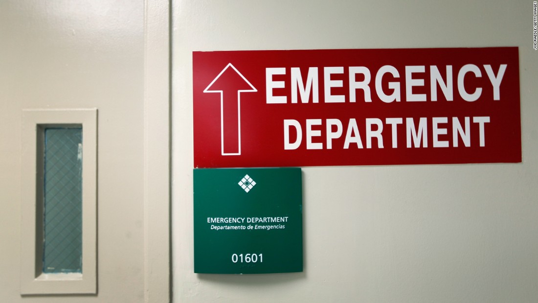 Holiday hospitalization carries higher risks, study says