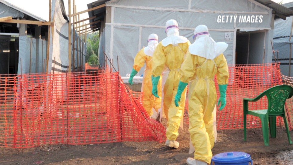 Contact tracing: How an Ebola outbreak can start, and end
