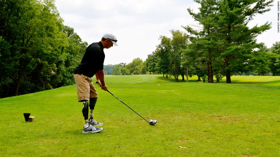 Disability has proved no handicap for many Wounded Warrior golfers, who will compete during the World's Biggest Golf Outing.